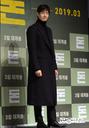 [SW포토] 배우 유지태, 올블랙 패션