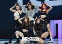 [SW포토] 그룹 ITZY, '달라달라' 쇼케이스 무대