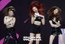 [SW포토] 걸그룹 ITZY, 열정적인 무대