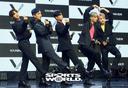 [SW포토]준비된 신인그룹 '배너'