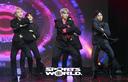 [SW포토]실력파 신인 보이그룹 '배너'