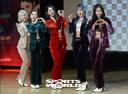 [SW포토] 그룹 워너비, '팬들의 사랑을 바래요'