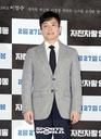 [SW포토]이범수,'자전차왕 엄복동, 첫 제작'