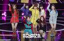 [SW포토] 그룹 세러데이, '와이파이' 무대