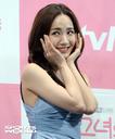 [SW포토] 배우 박민영, 부끄러운 표정