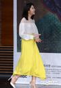 [SW포토] 박세영, 밝은 모습으로 등장