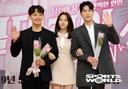 [SW포토] 배우 여진구-방민아-홍종현, 환상호흡