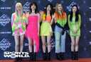 [SW포토] 인사하는 그룹 EXID