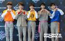 [SW포토] 그룹 동키즈가 보내는 사랑의 하트