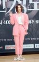 [SW포토]핑크빛 손인사, 신다은