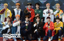 [SW포토] 그룹 더보이즈, 소년들의 멋진 포즈