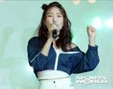 [SW포토] 가수 엄소영, '좋니 좋아' 무대