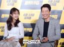 [SW포토]원진아-김래원,'꾸밈없는 밝은 미소'