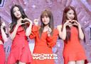 [SW포토]예인-베이비소울-미주,'사랑합니다'