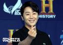 [SW포토] 홍진호의 하트