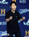 [SW포토] 홍진호, 드론날리는 전직 프로게이머