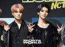 [SW포토]NCT127 재현-태용,'조각미남들'
