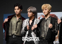 [SW포토]슈퍼휴먼으로 돌아온 NCT127 쟈니-해찬-마크