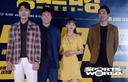 [SW포토] 영화 '롱리브더킹:목포영웅' 19일 개봉 예정
