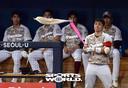 [SW포토]박동원,'수건 휘날리며!'