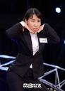 [SW포토]열심히 노력하는 개그우먼 김지영