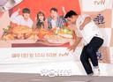 [SW포토]문세윤,'벽이 아니였어!'