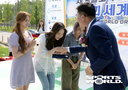 [SW포토] 홍보대사 위촉식 참석한 모모랜드
