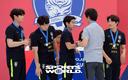 [SW포토]정정용 감독-이강인,'감사합니다'