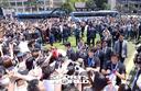 [SW포토]U-20 선수단,'고마운 팬들에게'