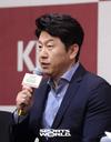 [SW포토]김수로,'13부리그, 그들의 꿈을 응원합니다'