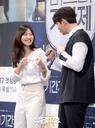 [SW포토]최유화-윤균상,'우리는 라이벌'