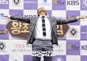 [SW포토]김선근 아나운서,'왕좌는 나의 것!'