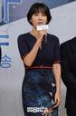 [SW포토] 배우 신동미, '의사요한' 본방사수 부탁