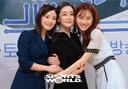 [SW포토] 정민아-김혜은-이세영, '의사요한' 한가족