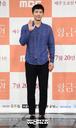 [SW포토]부드러운 미소의 배우 이상우