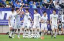 [SW포토]임채민,'승리를 위한 하이파이브'