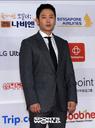 [SW포토] 김동욱, 올해의 브랜드 대상 남자배우부문 수상