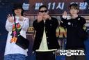 [SW포토] 키드밀리-스윙스-보이콜드,우리는 한팀