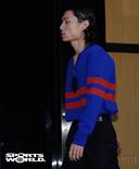 [SW포토] 무대에 오르는 래퍼 밀릭