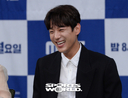 [SW포토] 배우 곽시양, 한상진의 말에 웃음 폭발