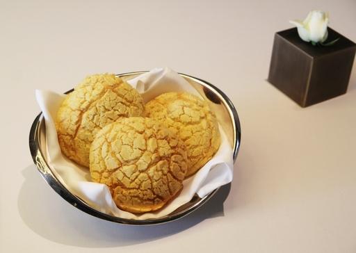 호텔 빵집 '서자' 곰보빵, 명품으로 거듭나다