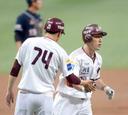 [SW포토]시즌 1호 홈런 때린 키움 서건창