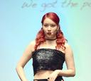 [SW포토]소녀주의보 빨간머리 슬비