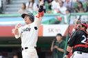 SK 최정, 8-6 리드하는 홈런