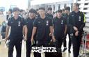 [SW포토]한국축구 A대표팀, 터키로 출국