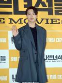 [SW포토]장기용,'나쁜녀석들은 첫 영화'
