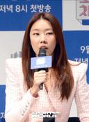 [SW포토]한혜진,'사랑은 호구'