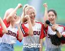 [SW포토]있지 유나,'귀엽게 파이팅!'