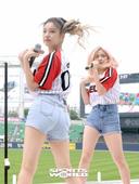 [SW포토]야구도 보고 있지도 보고
