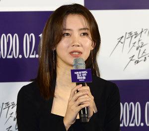 배우 신현빈, 영화 '지푸라기라도 잡고 싶은 짐승들' 미란 역